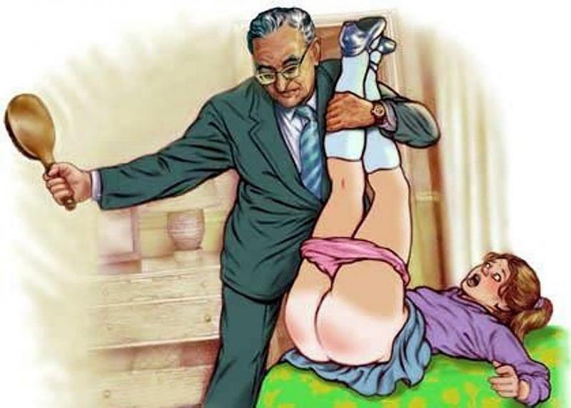 Disney cartoon porn spanking